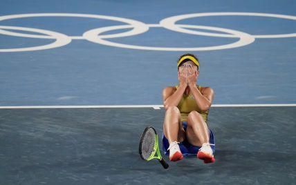 Историческое достижение: Свитолина завоевала для Украины первую медаль в теннисе на Олимпиадах