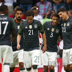 Збірна Німеччини оголосила остаточний склад на Євро-2016