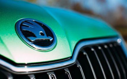 Skoda выведет на рынок новый дешевый седан: первые фото