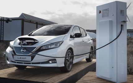 В Україні зріс попит на електромобілі: топ-5 моделей, які купували найчастіше