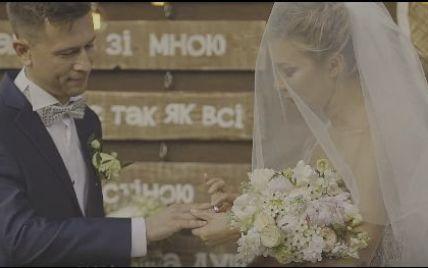 Дружина Дмитра Ступки показала до сліз зворушливе відео з їхнього весілля