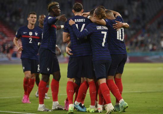 Бій фаворитів: збірна Франції виграла надважливий матч у Німеччини на Євро-2020