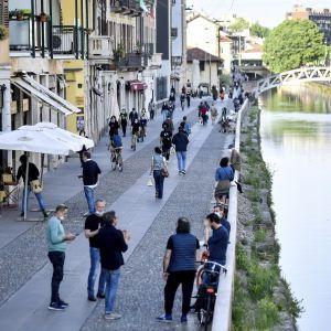 В Италии от коронавируса за сутки выздоровело рекордное количество людей