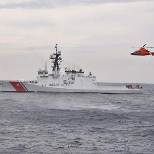 У Чорному морі відбулися спільні навчання США та України: кораблі РФ кружляли поряд і навмисно створювали перешкоди