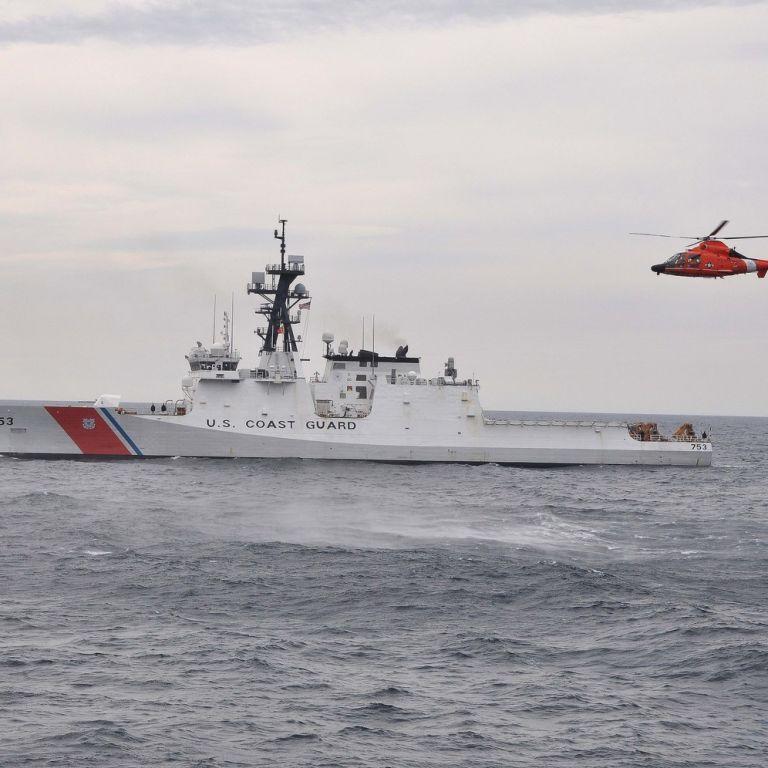 В Черном море прошли совместные учения США и Украины: корабли РФ кружили рядом и умышленно создавали препятствия