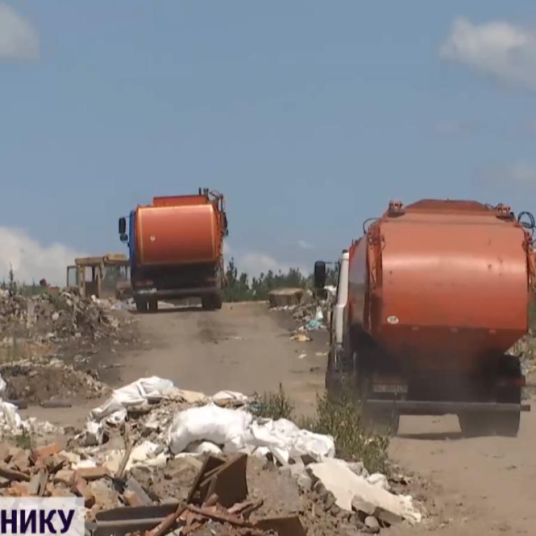 Вонь и ядовитая вода: селяне под Полтавой жалуются на свалку, которое действует уже 70 лет