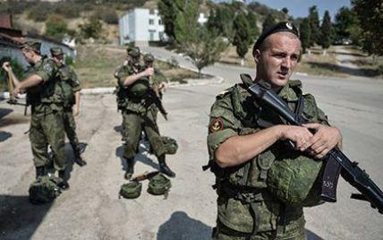 Россия отправила в Сирию спецназ и морских пехотинцев