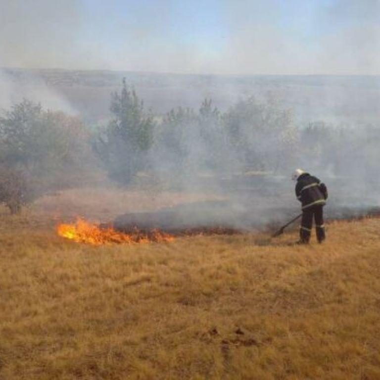 В Украине объявлен высший уровень пожарной опасности: что запретили делает чрезвычайники