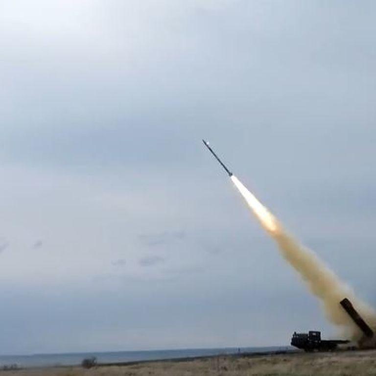 """Генштаб оприлюднив відео з вогневим випробуванням ракетного комплексу """"Вільха-М"""""""