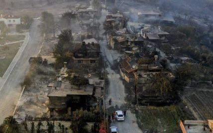У МЗС повідомили, чи евакуюватимуть українців через масштабні пожежі на курортах Туреччини