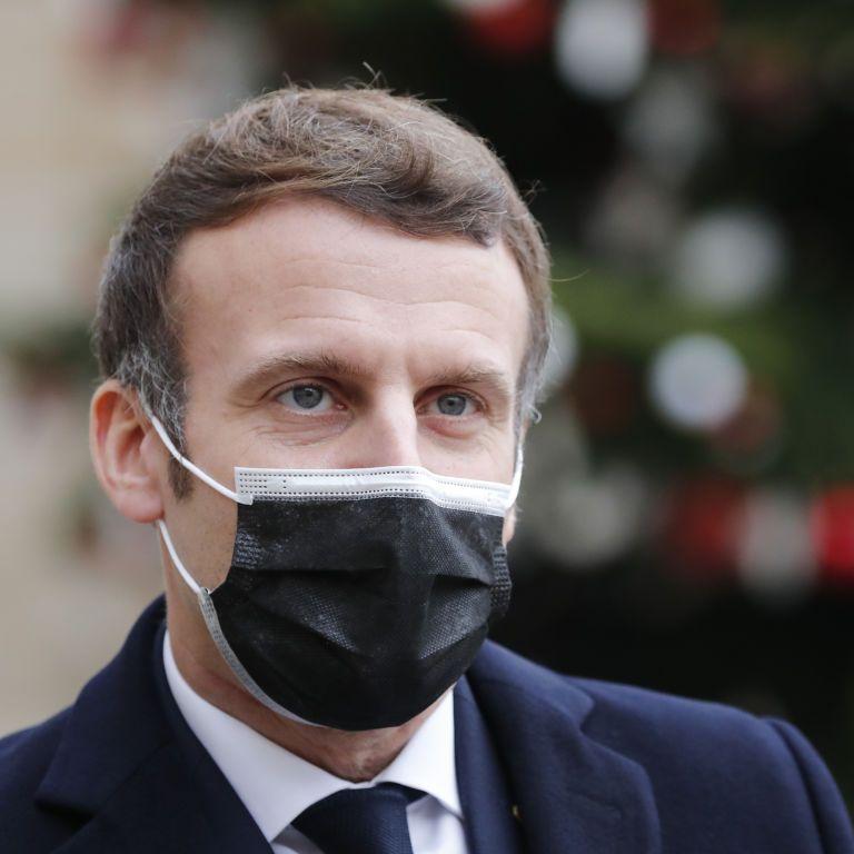 Во Франции осудили мужчину, ударившего Макрона: он не раскаялся