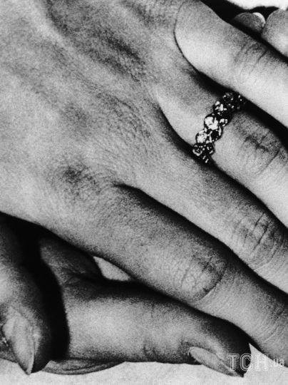 Грейс Келли получила кольцо на помолвку / © Associated Press