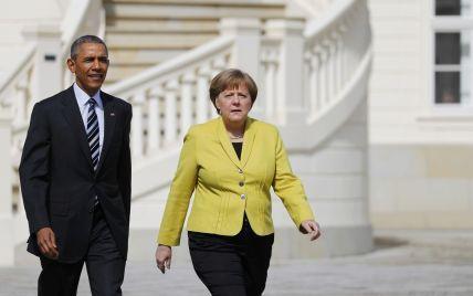 """Обама і Меркель засудили """"варварські"""" авіаудари Росії і Сирії в Алеппо"""