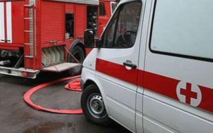 В психиатрической больнице Киева произошел пожар