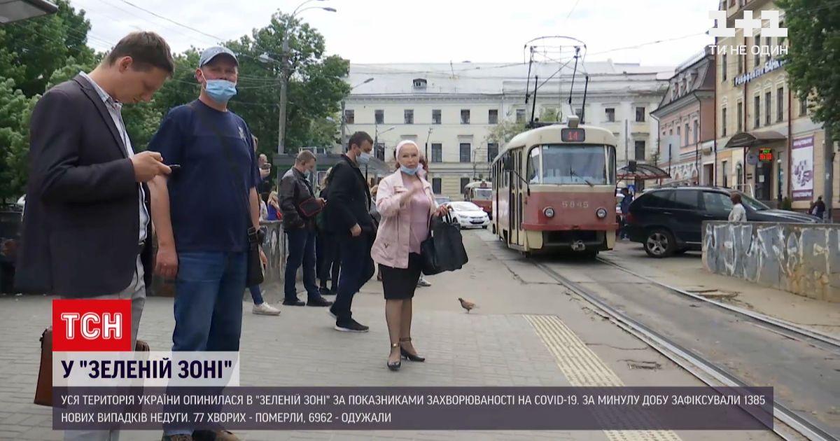 Коронавирус в Украине: правительство ослабило карантин во всех регионах