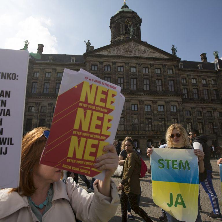 У Нідерландах противники євроасоціації України домоглися переносу ратифікації Угоди