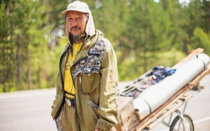 В России шамана Габышева, который шел в Москву выгонять Путина, отправили в психбольницу