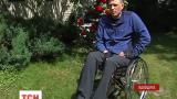 Тяжело раненный боец потерял жену и почти не видится с сыном
