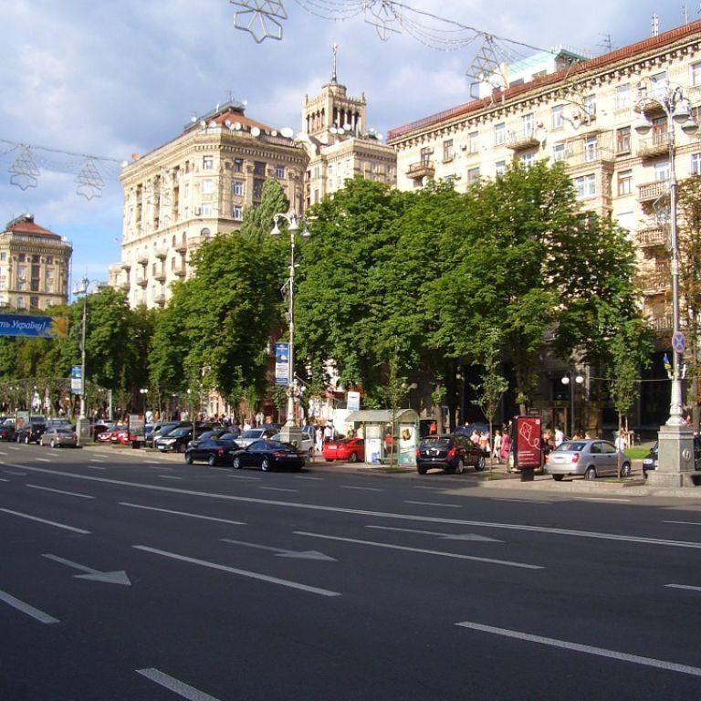 На вихідні у столиці перекриють центральні вулиці