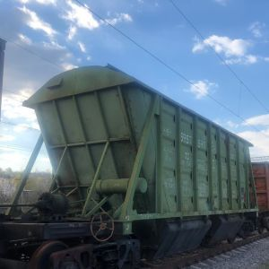 На Харківщині 15-річний підліток вижив після потужного удару струмом на даху вантажного вагона