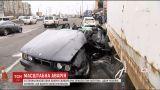 На проспекте Ватутина в Киеве произошло ДТП со смертельным исходом