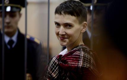 Савченко заполняет документы на экстрадицию – российские тюремщики