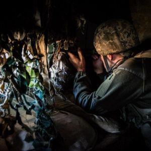 Боевики не прекращают обстрелы позиций ВСУ: военный получил пулевое ранение