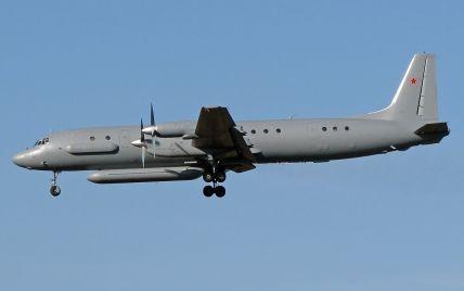 Військові літаки РФ вторглися в зону навчань ЗСУ в Чорному морі
