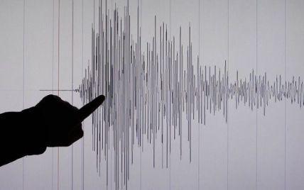 В центре Казахстана произошло землетрясение