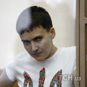 У Путіна заявляють, що не знають, чи справді Савченко голодує