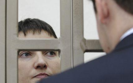 Голодування Савченко. У Надії важкий стан, а внутрішньовенні вливання не мають позитивного впливу