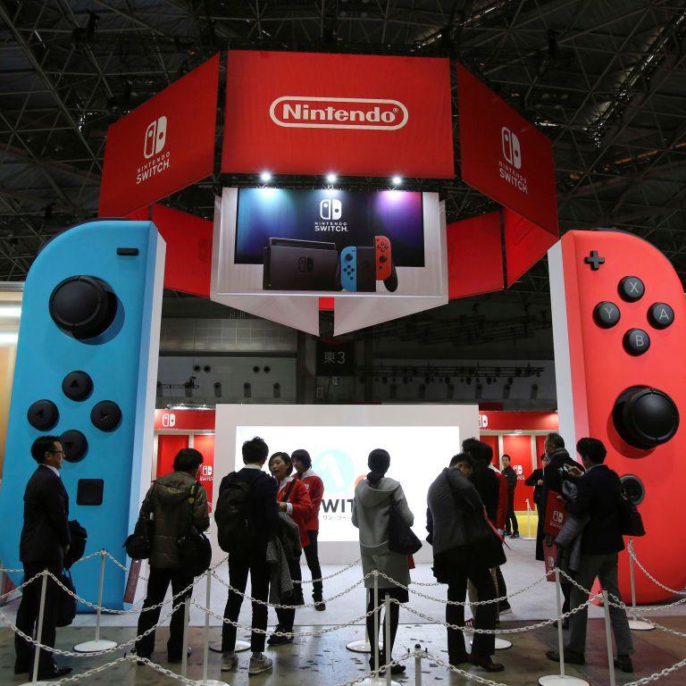 У консоли Nintendo Switch появится OLED-модель