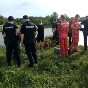 В Киевской области 13-летняя девочка утонула , спасая свою подругу
