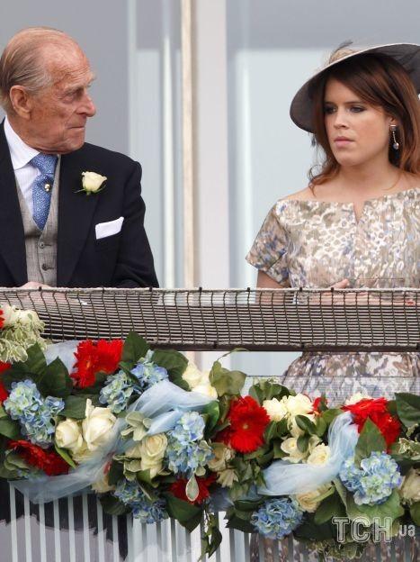 Принц Філіп і принцеса Євгенія / © Getty Images