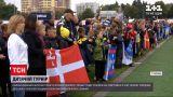 Новости Украины: в Луцке состоялся самый масштабный детский турнир по футболу