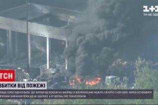 Новини світу: влада Сербії може витратити 2 мільйони євро на відновлення фабрики після пожежі