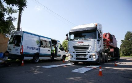 В Україні для фур та вантажівок почали застосовувати новий незаконний штраф