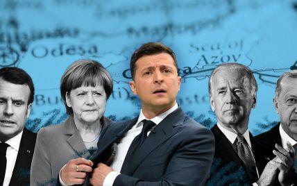 На старт, увага, Кримська платформа: чому Байден, Меркель і Макрон не приїдуть до Києва