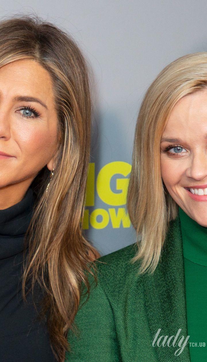 Дженнифер Энистон и Риз Уизерспун / © Getty Images