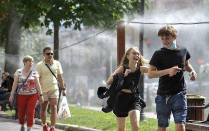 Дожди и прохлада на западе и жара до 35° на юге: прогноз погоды в Украине на вторник, 27 июля