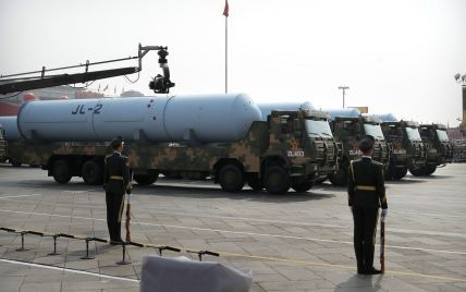 США обвинили Китай в наращивании ядерного арсенала