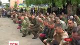 Во Львове нацгвардейцы на коленях почтили своего генерала Сергея Кульчицкого