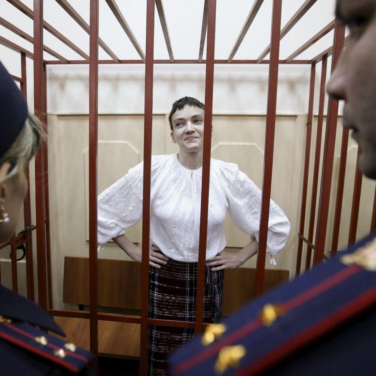 Етапування Савченко дорівнює її смерті - російський лікар