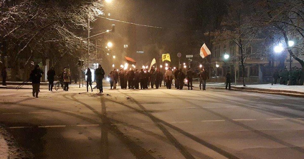 Активисты обеспокоены тем, что за два года силовики не наказали ни одного виновника разгона студентов / © Фото Ивана Гребенюка/ТСН