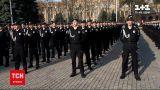 Новости Украины: почти 800 курсантов Академии внутренних дел приняли присягу на верность Украине