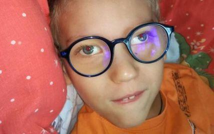Сашко виявився непотрібним своїм батькам, коли найбільше потребував їхньої допомоги через свою хворобу