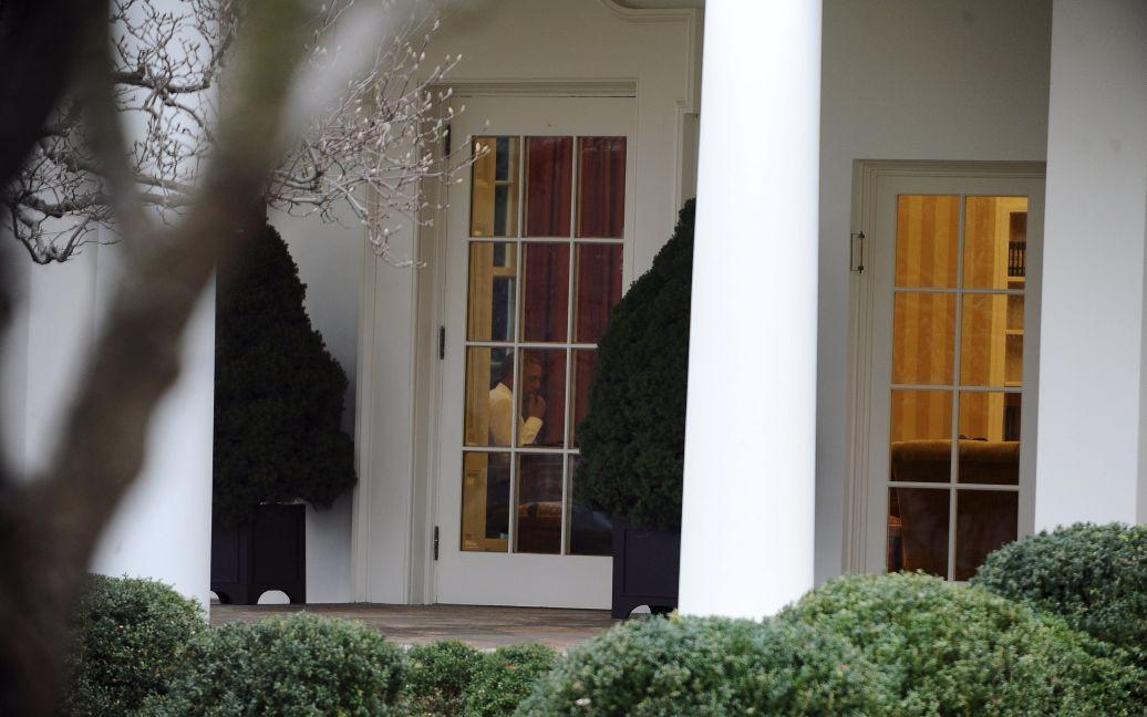 Президент США Барак Обама готує своє останнє звернення до нації. / © Reuters