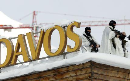Порошенко їде з доповіддю у Давос на Всесвітній економічний форум