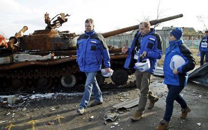 Спостерігачі ОБСЄ зафіксували факти присутності російської армії на Донбасі