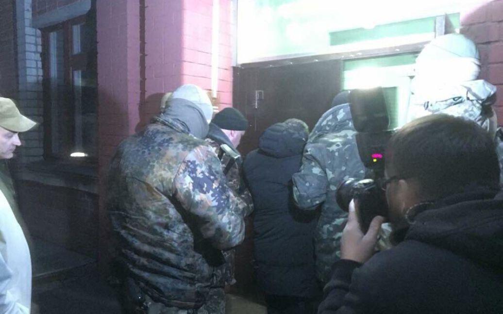 Корбана привезли в больницу / © facebook.com/філатов